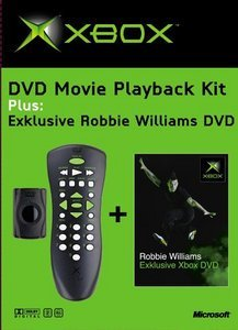 Microsoft Xbox Robbie Williams Entertainment pack