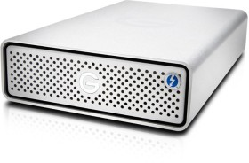 G-Technology G-Drive Thunderbolt 3 8TB, 2x Thunderbolt 3/USB-C 3.0 (0G05374/GDRETB3U3EB80001BDB)