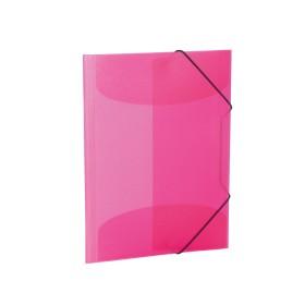 Herma Sammelmappe A3 transparent pink (19517)