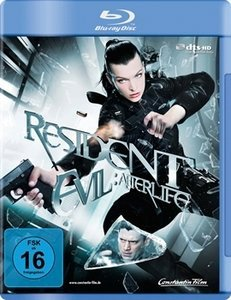 Resident Evil - Afterlife (Blu-ray) (UK)
