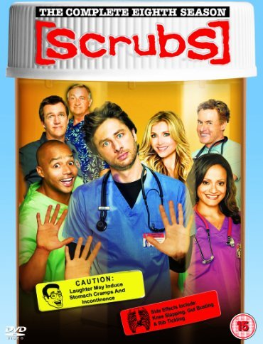 Scrubs Season 8 (UK) -- via Amazon Partnerprogramm