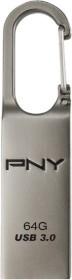 PNY Loop 3.0 Attaché 64GB, USB-A 3.0 (FDU64GLOOP30-EF)