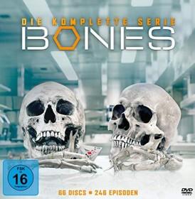 Bones - Die Knochenjägerin - Die komplette Serie