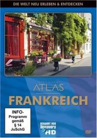 Discovery Atlas: Frankreich