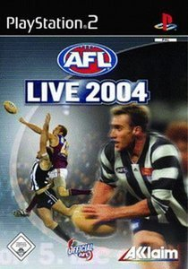 AFL Live 2004 (deutsch) (PS2)
