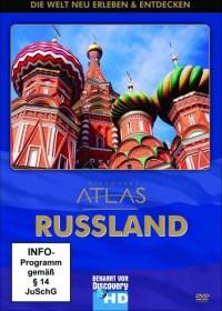 Discovery Atlas: Russland (DVD)