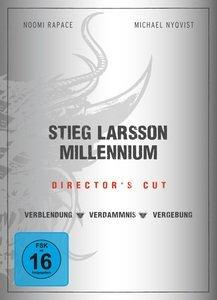 Millenium Trilogie Box (Special Editions)