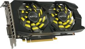 KFA2 GeForce GTX 950 Black OC Sniper, 2GB GDDR5, DVI, HDMI, DP (95NPH8DSH4HB)