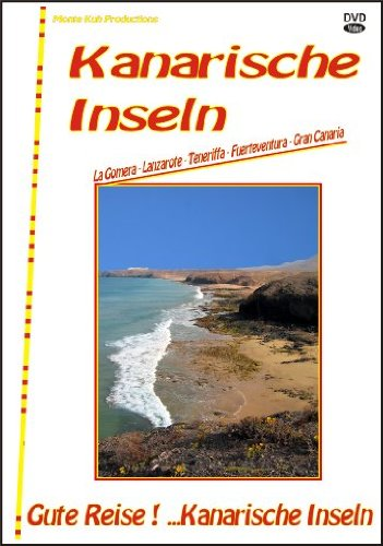 Reise: Kanarische Inseln -- via Amazon Partnerprogramm