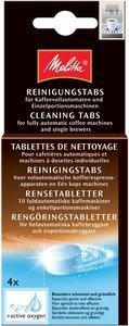 Melitta cleaning tablets