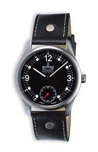 Askania pilot's watch with hand driven lift (BU-42-11N)
