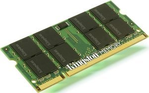 Kingston ValueRAM SO-DIMM  1GB PC2-6400S CL6 (DDR2-800) (KVR800D2S6/1G)