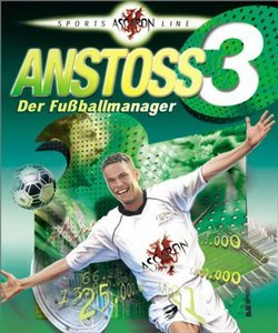 Anstoss 3 (deutsch) (PC)