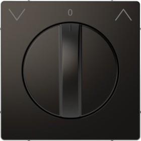 Merten System Design Zentralplatte, anthrazit (MEG3875-6034)