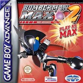 Bomberman Max 2 Red Edition (GBA)