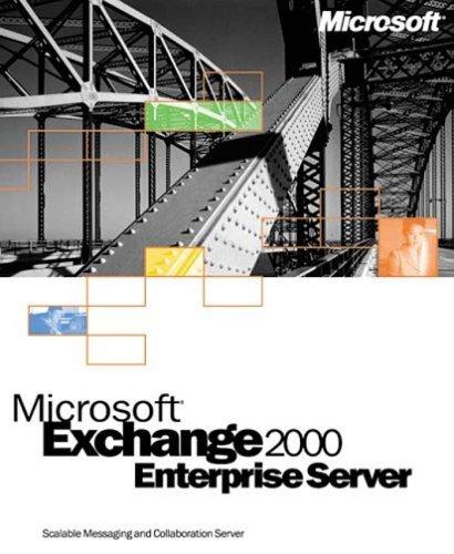 Microsoft: Exchange 2000 Enterprise Server, 25 User (englisch) (PC) (395-01629) -- via Amazon Partnerprogramm