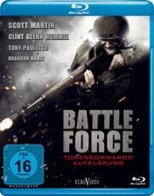 Battle Force - Todeskommando Aufklärung (Blu-ray)
