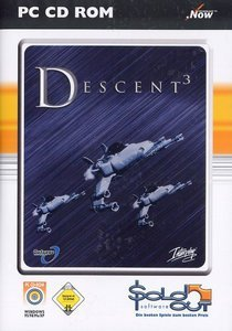 Descent 3 (niemiecki) (PC)