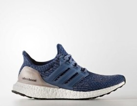 adidas Ultra Boost mystery blue/vapour grey metallic (Damen) (BA8928)