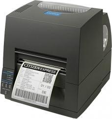 Citizen CL-S621II USB, seriell, LAN, schwarz, Thermodirekt/Thermotransfer (CLS621IINEBXXEP)