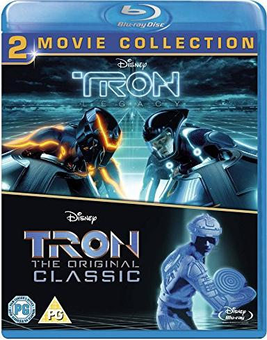 Tron Legacy (Blu-ray) (UK) -- via Amazon Partnerprogramm