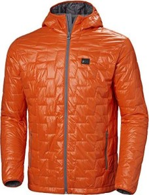 Helly Hansen Lifaloft Hooded Insulator Jacke bright orange (Herren) (65604-226)