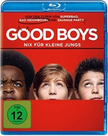 Good Boys - Nix fuer kleine Jungs (Blu-ray)