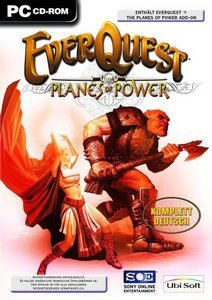 EverQuest: Planes of Power (Add-on) (MMOG) (German) (PC)
