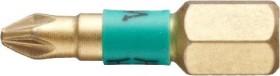 Wera 855/1 BDC Pozidriv bit PZ1x25mm, 1-pack (05056700001)