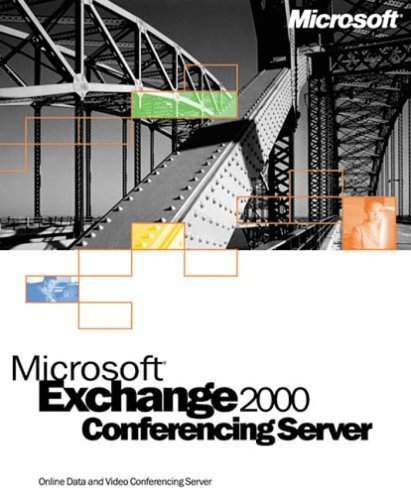 Microsoft: Exchange 2000 Conferencing Server (englisch) (PC) (D97-00010) -- via Amazon Partnerprogramm