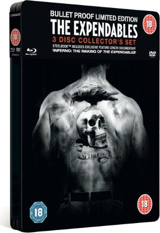 The Expendables (Special Editions) (Blu-ray) (UK) -- via Amazon Partnerprogramm