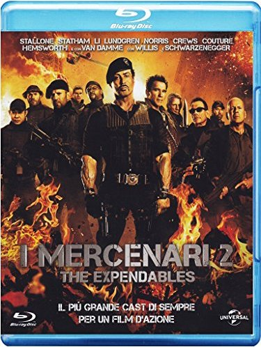 The Expendables (Blu-ray) -- via Amazon Partnerprogramm