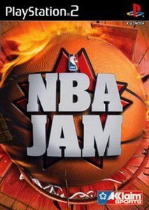 NBA Jam 2004 (German) (PS2)
