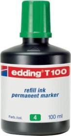 edding T100 004 ink bottle green, 30ml (4-T100004)