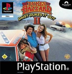 Dukes of Hazzard II: Daisy Dukes It Out (PS1)