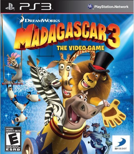 Madagascar 3: Flucht durch Europa - Das Videospiel (deutsch) (PS3) -- via Amazon Partnerprogramm