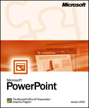 Microsoft: PowerPoint 2002 - update from PowerPoint 97/2000 (English) (PC) (079-01408)