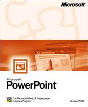 Microsoft: PowerPoint 2002 (English) (PC) (079-01406)