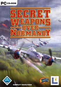 Secret Weapons over Normandy (niemiecki) (PC)