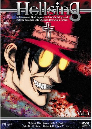 Hellsing Vol. 3 -- via Amazon Partnerprogramm