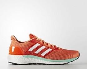 adidas Supernova energy/footwear white/easy orange (Damen) (BB6039)