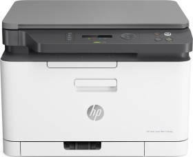 Bild HP Color Laser MFP 178nwg, Laser, mehrfarbig (6HU08A)