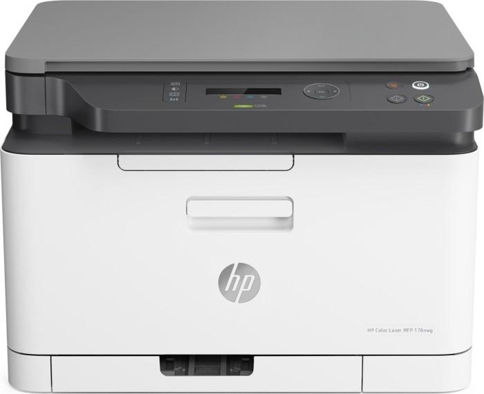 HP Color Laser MFP 178nwg, Laser, mehrfarbig (6HU08A)
