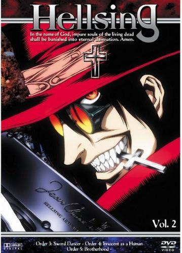 Hellsing Vol. 2 -- via Amazon Partnerprogramm