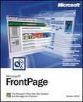 Microsoft: FrontPage 2002 (englisch) (PC) (392-01181)