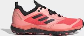 adidas Terrex Agravic XT signal pink/core black/light flash orange (Herren) (FW9902)