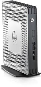 HP t610 Flexible Thin Client, T56N, 2GB RAM, 1GB Flash, IGP, HP ThinPro (H1Y29AT)