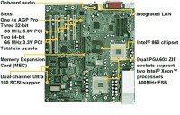 Tyan Thunder i860 [RDRAM] (S2603)