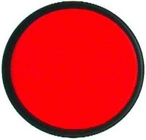 Hoya Filter colour correction red 25A HMC (Y6R25A) (various sizes)