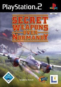 Secret Weapons over Normandy (niemiecki) (PS2)